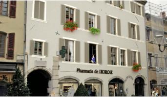 Sonnaz programme immobilier à rénover « 20 Place Saint Leger » en Déficit Foncier