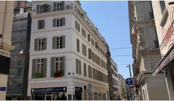 Marseille programme immobilier à rénover « 1 Rue Grignan » en Déficit Foncier