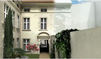 Villeneuve-lès-Avignon programme immobilier rénové « 45 Rue de la République »