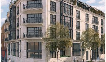 Saint-Ouen-sur-Seine programme immobilier rénové « Résidence n°216936 » en loi pinel