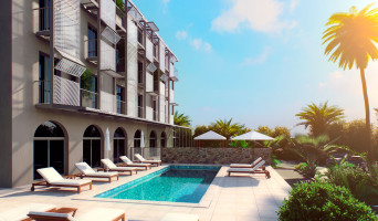 Nice programme immobilier rénové « Hôtel NCA - 3 Avenue Costa Bella »