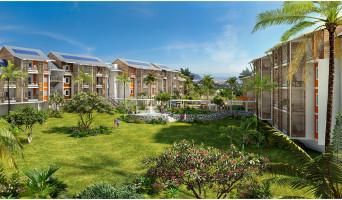 Sainte-Marie programme immobilier neuve « Les Senioriales de Sainte-Marie La Réunion »  (2)