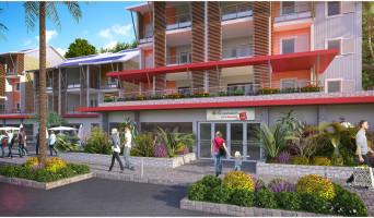 Sainte-Marie programme immobilier neuve « Les Senioriales de Sainte-Marie La Réunion »  (3)