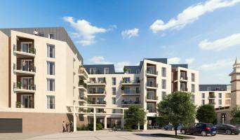 Nancy programme immobilier rénové « Les Girandières Plaisance »