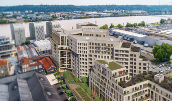 Bordeaux programme immobilier rénové « Résidence des Ducs d'Aquitaine »