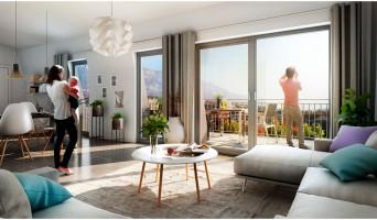 Aix-les-Bains programme immobilier rénové « L'Aixpression » en loi pinel