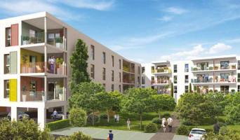 Arles programme immobilier neuve « L'Aquarelle 2 » en Loi Pinel