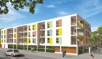 Arles programme immobilier neuve « L'Aquarelle 2 » en Loi Pinel  (2)