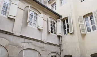 Chalon-sur-Saône programme immobilier neuve « Hôtel Mercier »