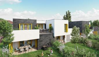 Sainte-Foy-lès-Lyon programme immobilier neuve « Greenline »  (2)