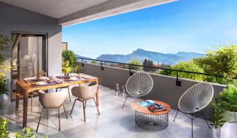 Moirans programme immobilier rénové « Le Mail » en loi pinel