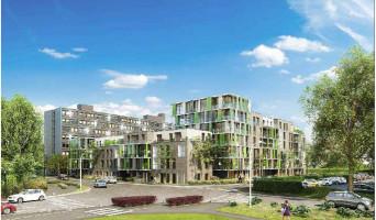 Villeneuve-d'Ascq programme immobilier rénové « Résidence du Croisé d'Ascq - Bât C » en loi pinel