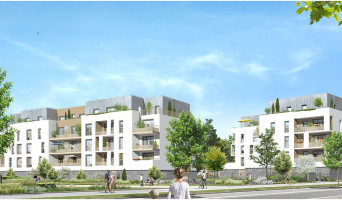Moissy-Cramayel programme immobilier rénové « Belvy » en loi pinel