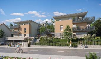 Jassans-Riottier programme immobilier neuve « Amplitude »