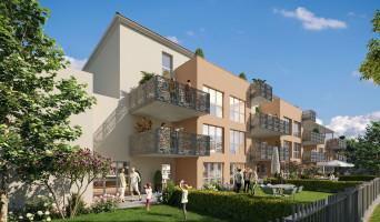 Jassans-Riottier programme immobilier neuve « Amplitude »  (2)