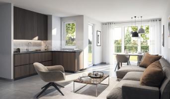 Jassans-Riottier programme immobilier neuve « Amplitude »  (3)