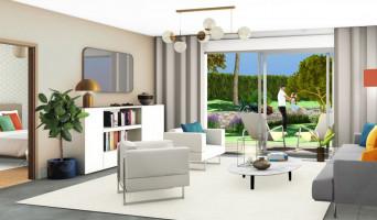 Sainte-Maxime programme immobilier neuve « Rose Garden »  (2)