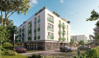 Villenave-d'Ornon programme immobilier rénové « Ver'tige » en loi pinel
