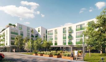 Villenave-d'Ornon programme immobilier neuve « Ver'tige » en Loi Pinel  (2)