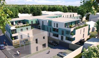 Mauguio programme immobilier neuve « Le Clem »