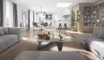 Villepinte programme immobilier neuve « Greenwich »  (4)