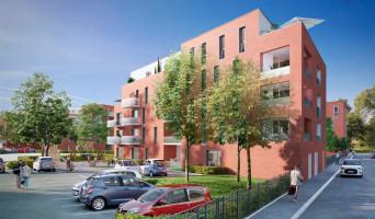 Ronchin programme immobilier neuf « Villa Renaissance 2 » en Loi Pinel