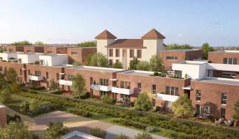 Toulouse programme immobilier rénové « Riverview » en loi pinel