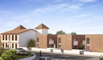 Toulouse programme immobilier neuve « Riverview » en Loi Pinel  (2)