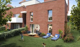 Toulouse programme immobilier neuve « Riverview » en Loi Pinel  (3)