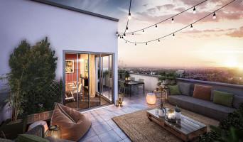 Toulouse programme immobilier neuve « Riverview » en Loi Pinel  (4)