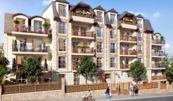 Gagny programme immobilier neuve « Symphonie »