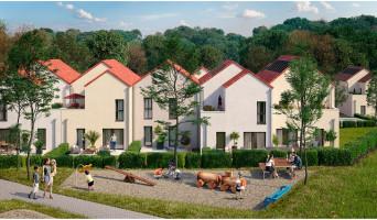 Coupvray programme immobilier neuve « Domaine des Ormes » en Loi Pinel  (2)