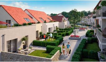 Coupvray programme immobilier neuve « Domaine des Ormes » en Loi Pinel  (4)