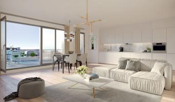 Clermont-Ferrand programme immobilier neuve « Ilo23 » en Loi Pinel  (4)