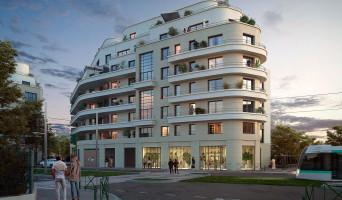 Colombes programme immobilier neuve « Domaine Saint Georges » en Loi Pinel  (2)