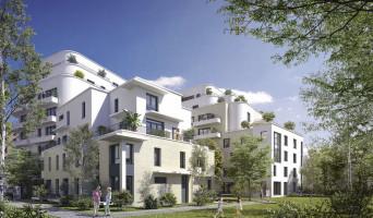 Colombes programme immobilier neuve « Domaine Saint Georges » en Loi Pinel  (4)