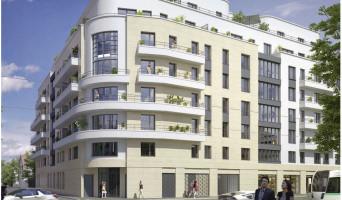 Colombes programme immobilier neuve « Domaine Saint Georges » en Loi Pinel  (5)