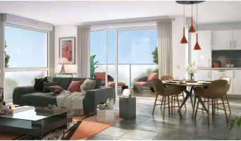 Tournefeuille programme immobilier neuve « Le Floréal »  (3)