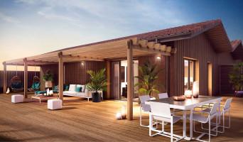 Biscarrosse programme immobilier neuf « Ederra