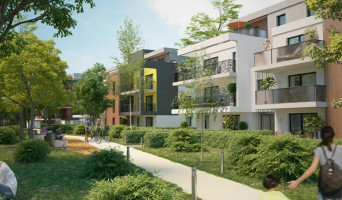 Saint-Louis programme immobilier neuve « L'Absolu - Bât. D et E »