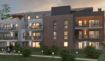 Saint-Louis programme immobilier neuve « L'Absolu - Bât. D et E »  (2)
