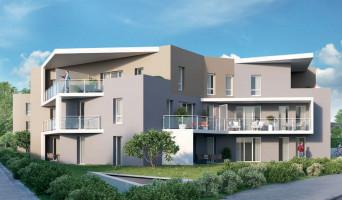 Saint-Genis-Pouilly programme immobilier rénové « Le 65 » en loi pinel