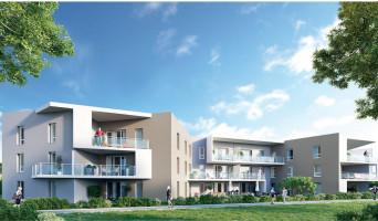 Saint-Genis-Pouilly programme immobilier neuve « Le 65 » en Loi Pinel  (2)
