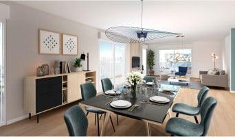 Le Relecq-Kerhuon programme immobilier neuf « Ar Jardinic » en Loi Pinel