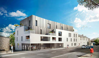 Le Relecq-Kerhuon programme immobilier neuve « Ar Jardinic » en Loi Pinel  (2)