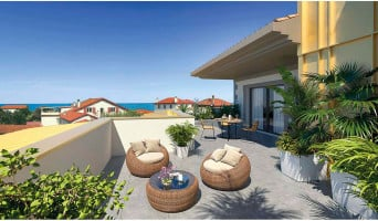 Anglet programme immobilier neuve « Programme immobilier n°217098 »