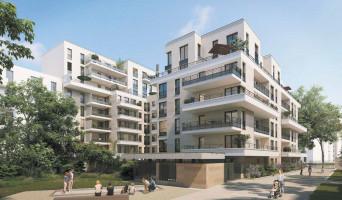 Clichy programme immobilier rénové « Square des Bateliers » en loi pinel