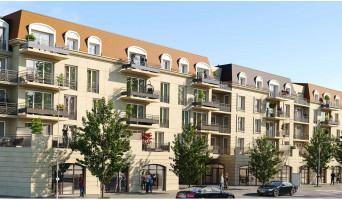 Saint-Fargeau-Ponthierry programme immobilier neuve « Les Arcades »