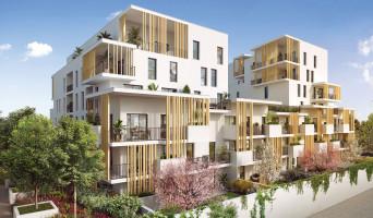 Villeurbanne programme immobilier rénové « L'Îlot Charmes » en loi pinel