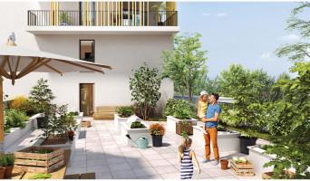 Villeurbanne programme immobilier neuve « L'Îlot Charmes » en Loi Pinel  (2)